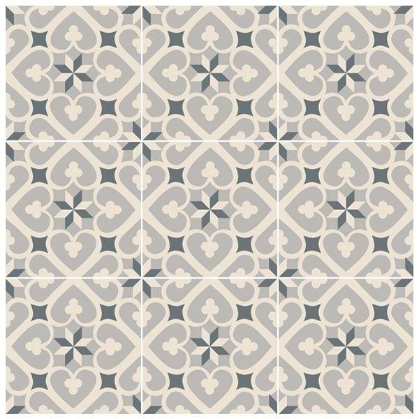 Os adesivos de azulejo tem como inspiração o azulejo português com ...
