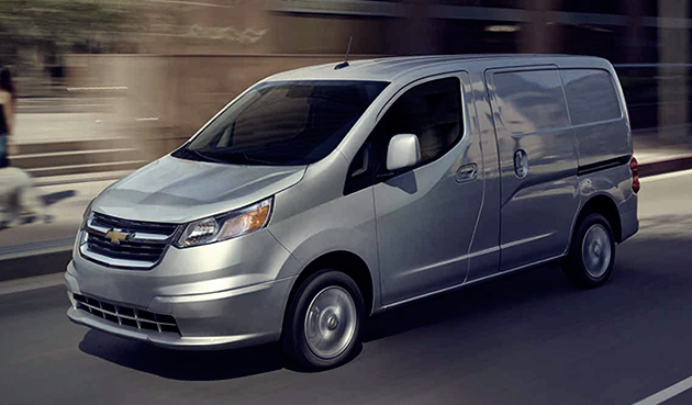 2019 Chevrolet City Express Redesign