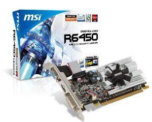 MSI N8400GS-MD256H//TC 8400GS PCIE 1GB DDR3 DVI VGA