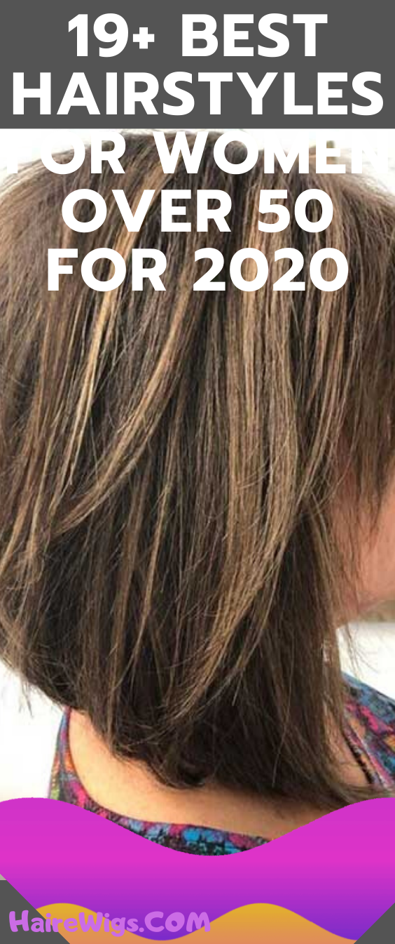 Best Hairstyles For Women Over 50 With Bangs Thick Hair Styles Medium Length Hair Styles Cool Hairstyles