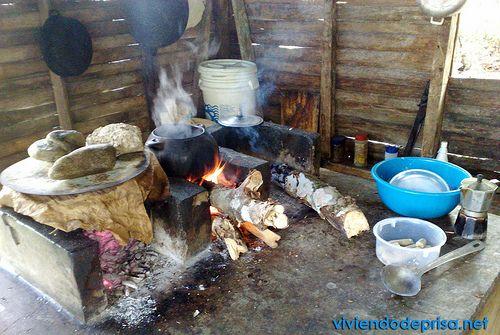 el fogon dominicano | Comida dominicana, Fogones, Ciudad de santo domingo