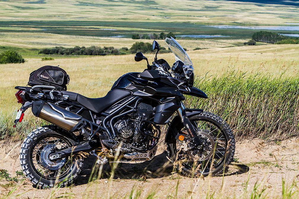 Motorrad Occasion kaufen TRIUMPH Tiger 800 XC Moto