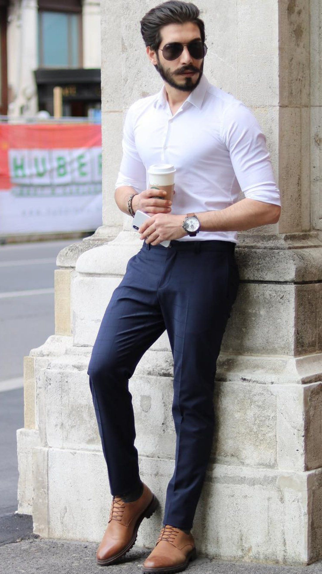 9644ee4c2 5 Best Shirt And Pant Combinations For Men #shirts #pants #mens #fashion