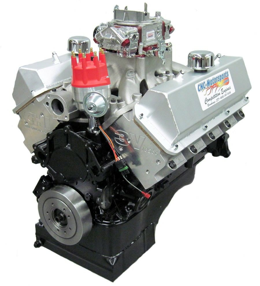 Cnc Small Block Ford Clevor 454 Stroker Pump Gas Strip Engine 705 Hp Cleveland Style Head Ford Racing Engines Ford Boss 302