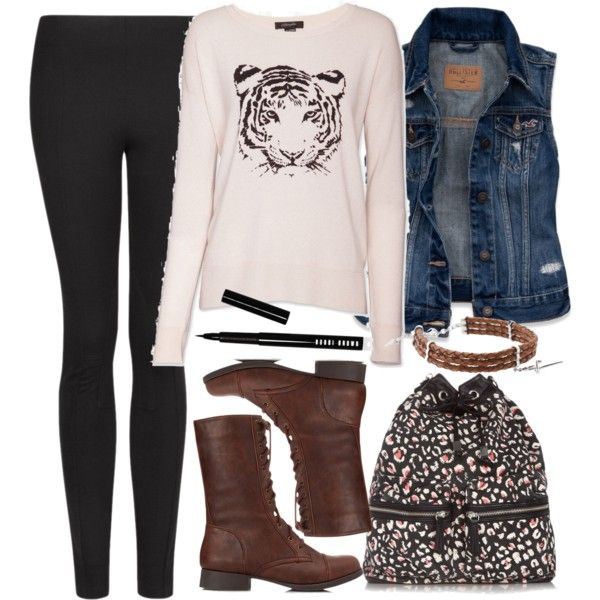 fall outfits with leggings and combat boots wwwpixshark