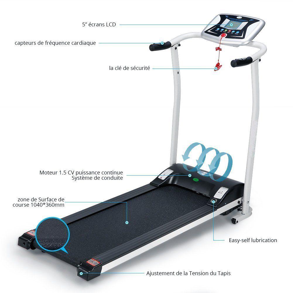 Hot!!! 2016 Newest Treadmill Land Fitness 21.5 Super Big