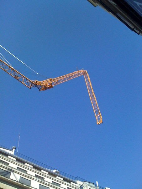 Crane, Paris