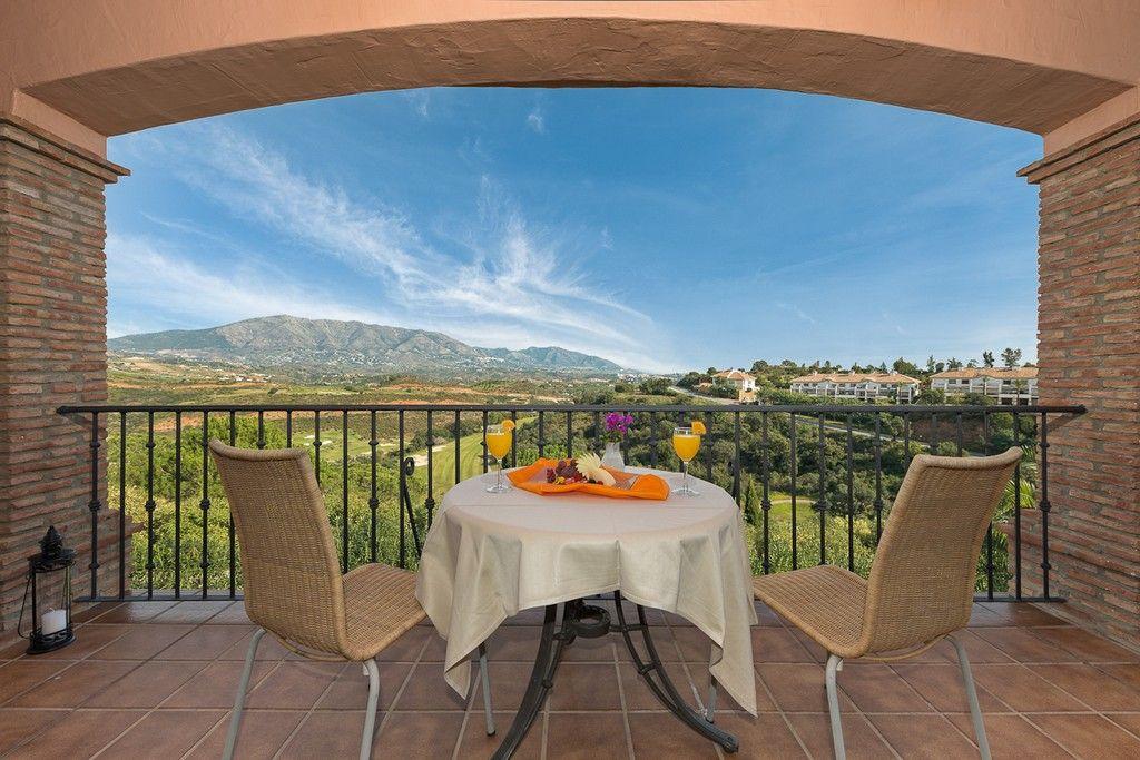 Terraza habitación La Cala Hotel. #lacalahotel