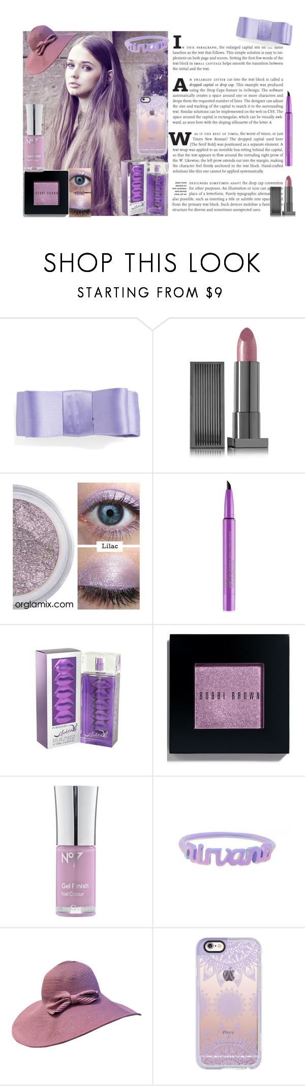 """Başlıksız #20"" by deniz-d ❤ liked on Polyvore featuring beauty, L. Erickson, Lipstick Queen, Smashbox, Salvador Dali, Bobbi Brown Cosmetics and Casetify"