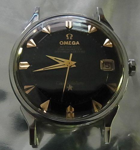Gebrauchte Omega Constellation Uhren