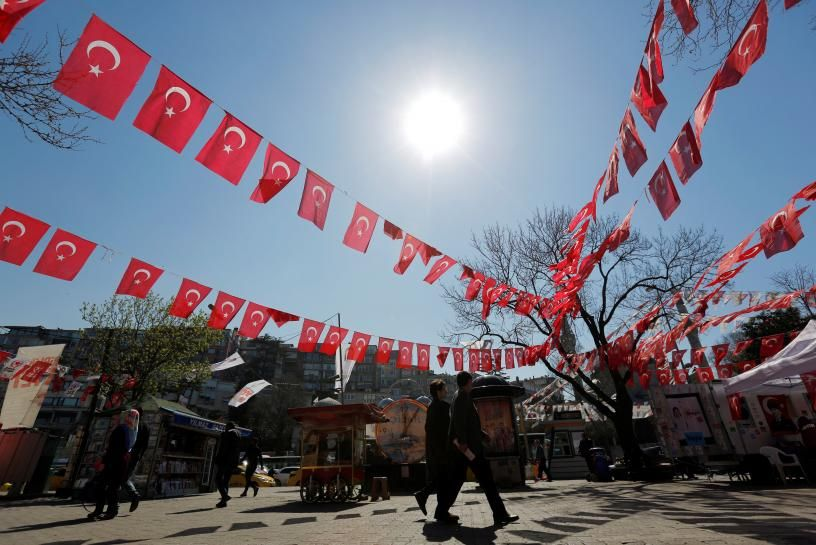 #world #news  Turkish referendum poll shows 'Yes' vote at 51 percent