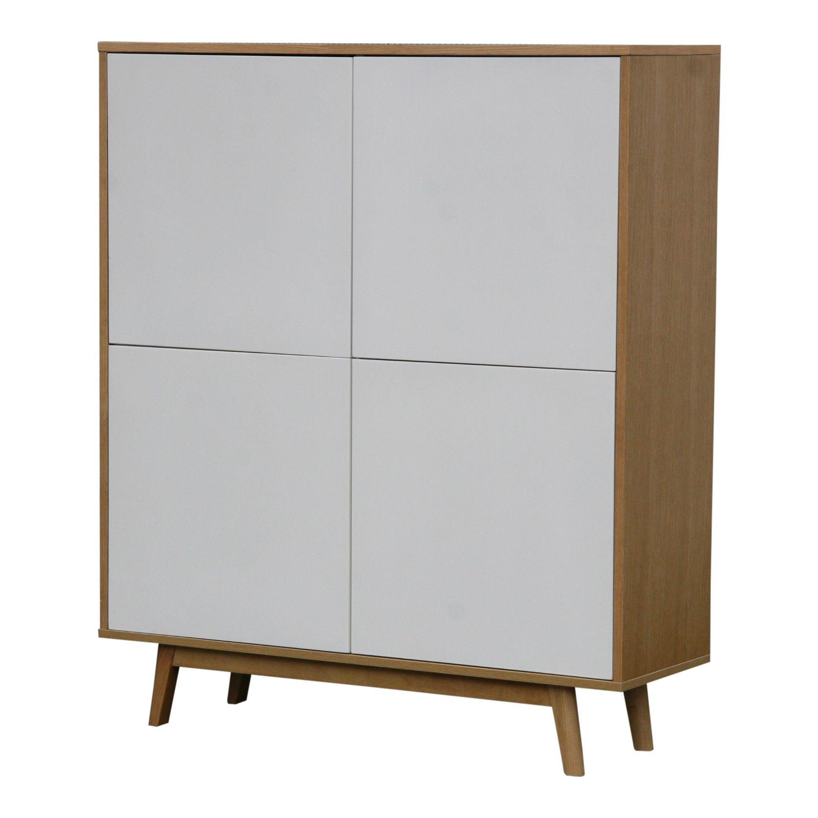 Voorbeeld kast woonkamer (wit) | Kastjes | Pinterest | Showroom and ...
