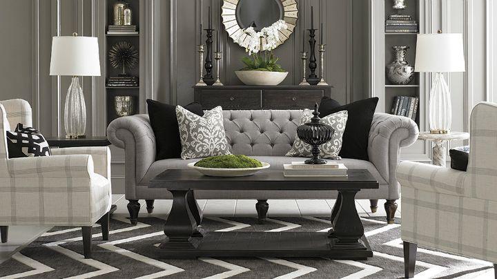 22 Real Living Room Ideas Decoholic Modern Living Room Black Elegant Living Room Living Room White