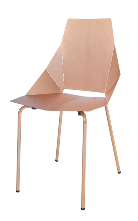 Blu Dot   Real Good Chair Copper