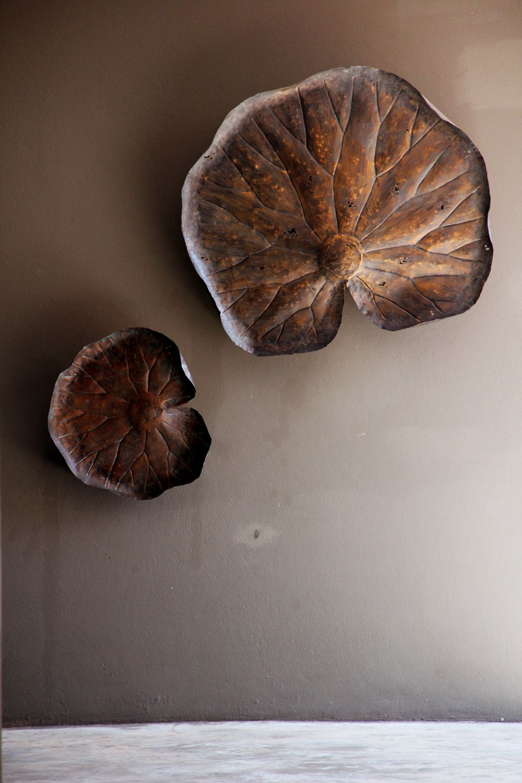 Lotus leaf pattern · Wall SculpturesArt ... & Lotus leaf pattern | Design Pattern Decorative Ornament u0026 Form ...