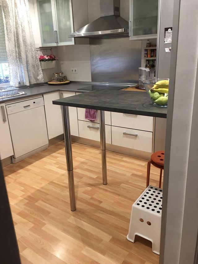 Mesa de cocina de segunda mano por 60 € en Cobeña - wallapop ...