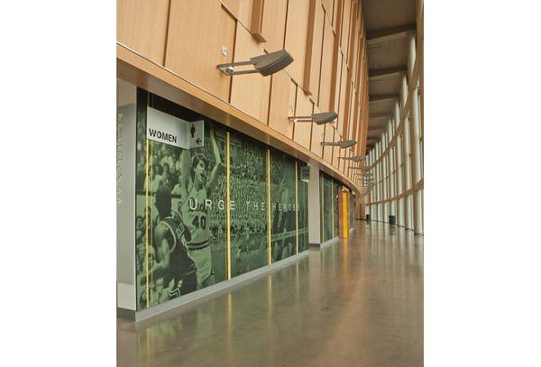 Athletic Facilities Sports Venues By Tina Dominguez Via Behance Venues Facility Exhibition Design