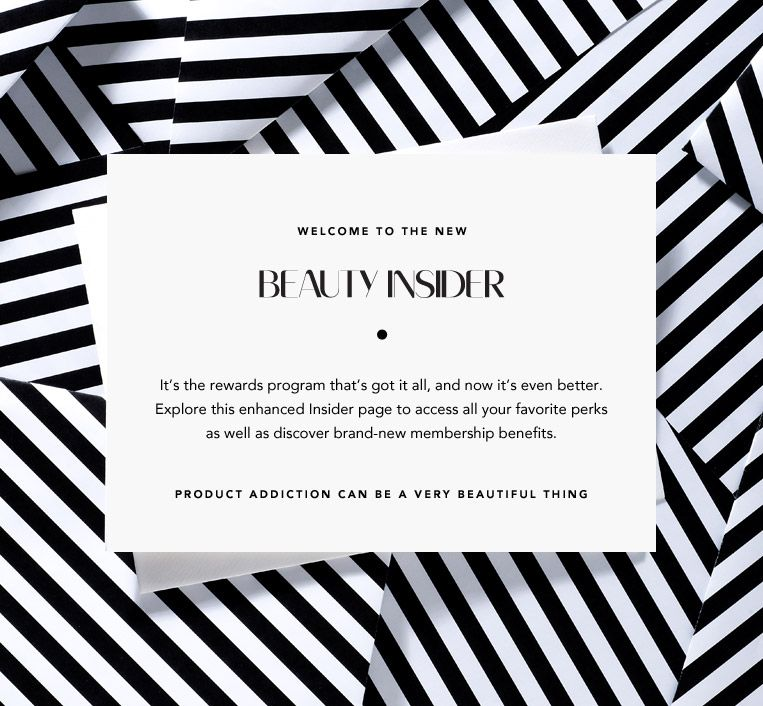 Free beauty freebie on your birthday from Sephora