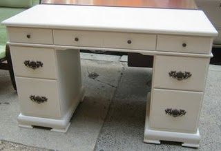I think this is the style of desk I need.