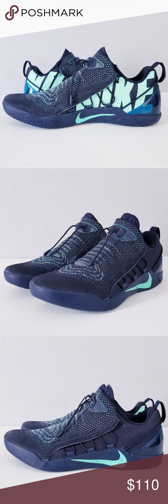 05aa0ab5ba3c Nike Kobe A.D. NXT Mambacurial College Navy Igloo BRAND NEW WITHOUT BOX - NIKE  KOBE A.D.