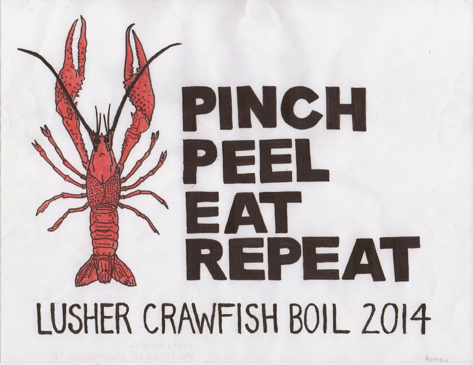 Shirt design words ideas - Crawfish Boil T Shirts