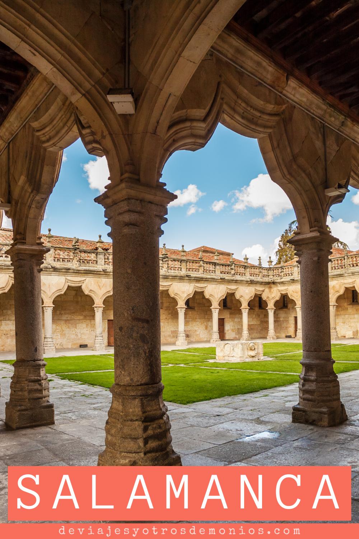 Cosas Que Hacer En Salamanca Salamanca Viajes Ciudades Españolas