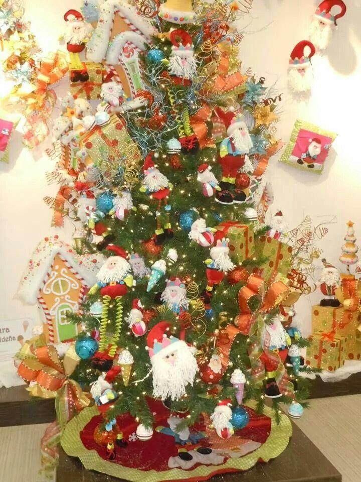 Casa Febus Navidades Christmas Tree Decorations Christmas Tree