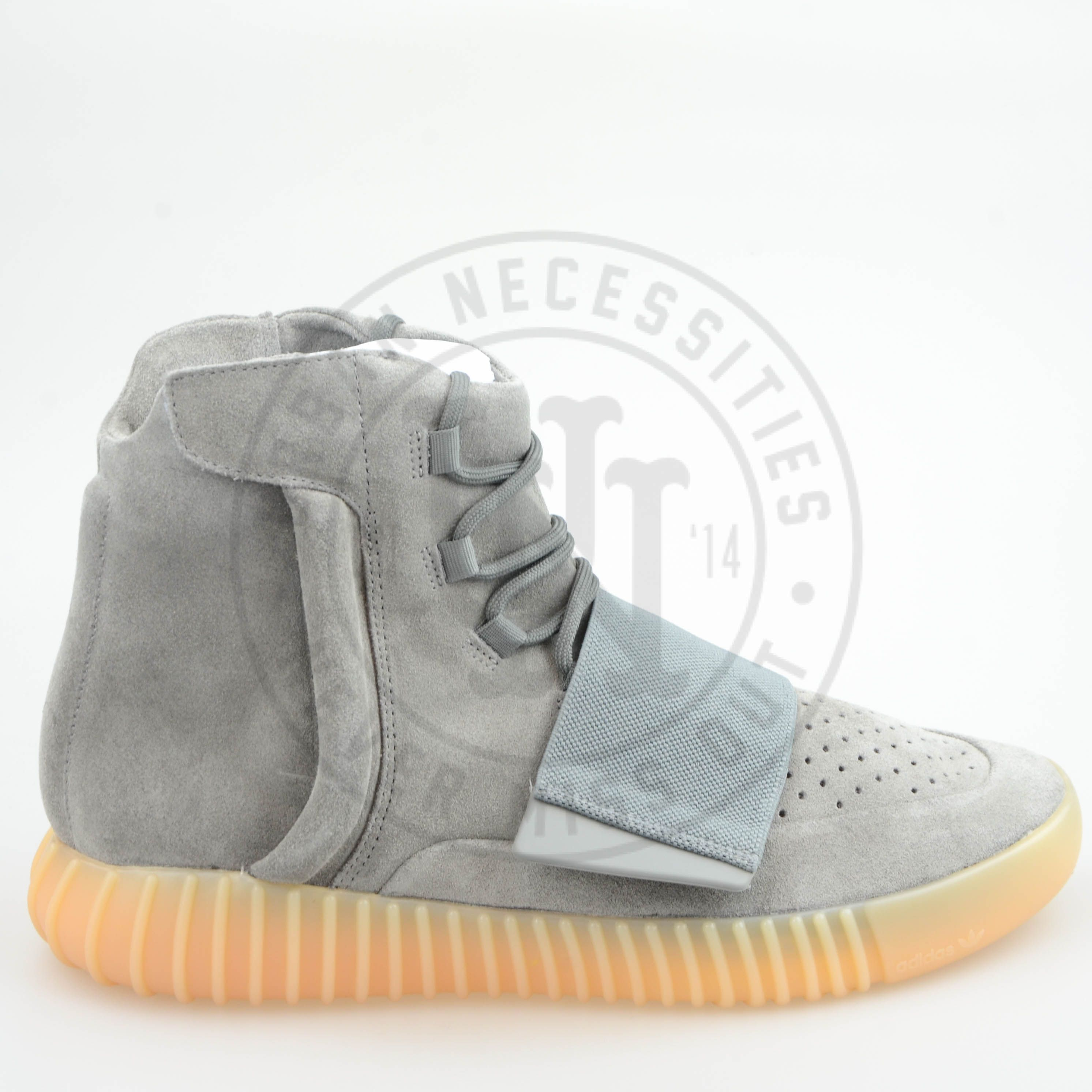 ADIDAS 750 BOOST GREY/GUM (With images) Adidas yeezy 750