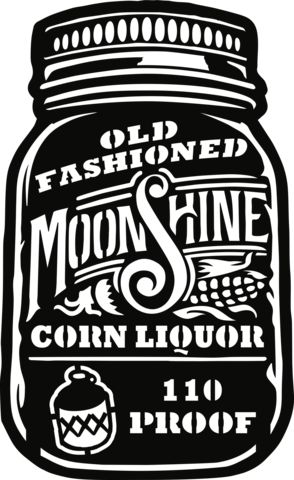 Old Fashioned Moonshine Corn Liquor