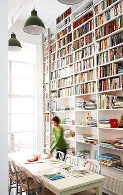 Book Storage Solutions | Book storage, Apartment therapy and Therapy