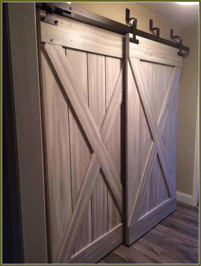 Bypass Closet Door Track Offices Pinterest Closet Doors