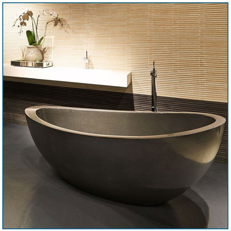 Hot Sale Modern Home Used Black Stone Bathtub 120x70 Find