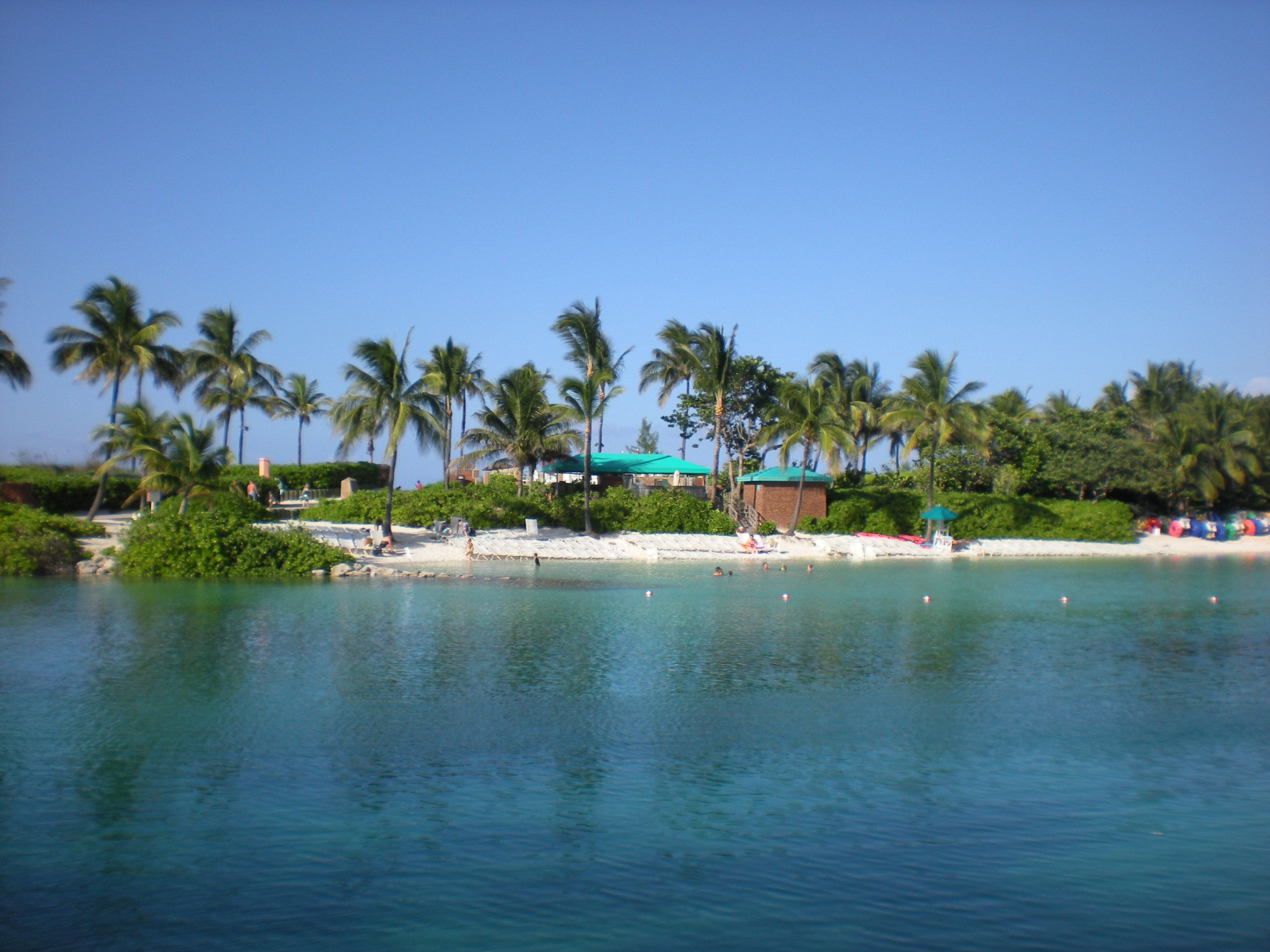The Bahamas ... a great escape when you need to find a little bit of calm and serenity.