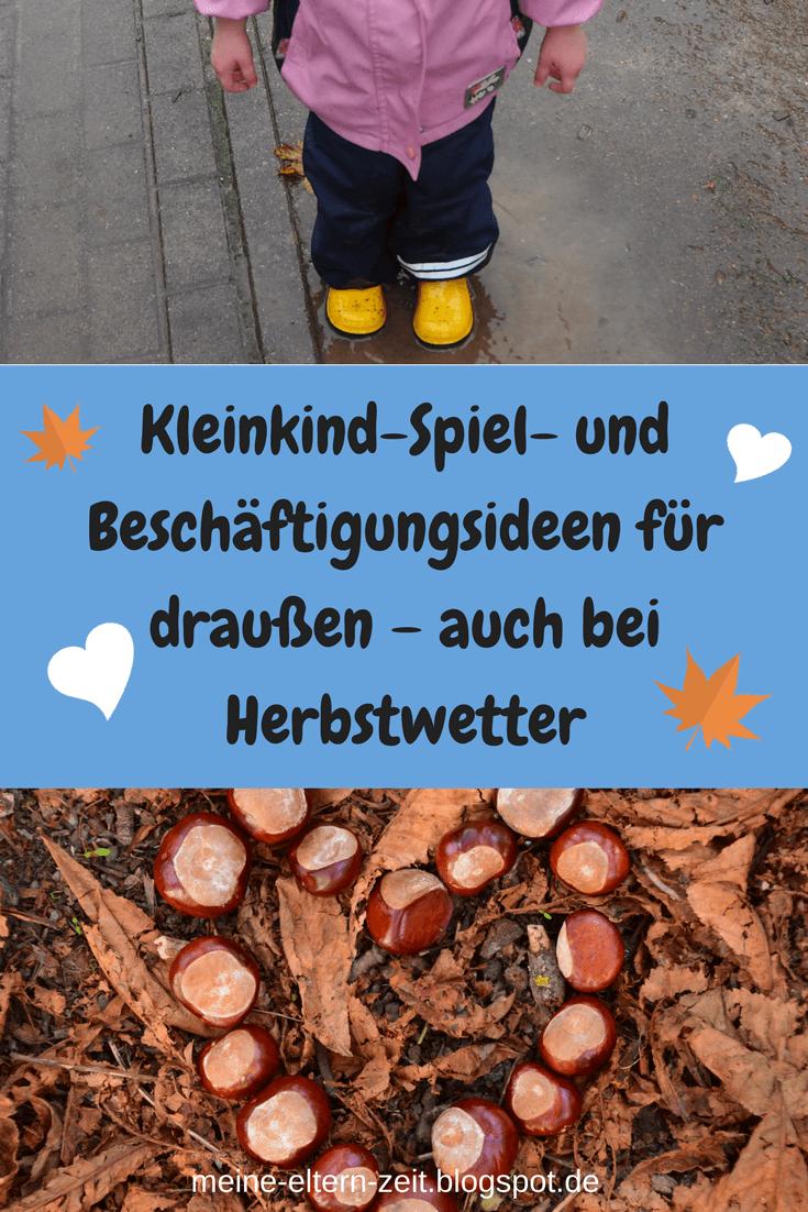 Unsere liebsten Kleinkind-Beschäftigungen im Herbst für Garten ...
