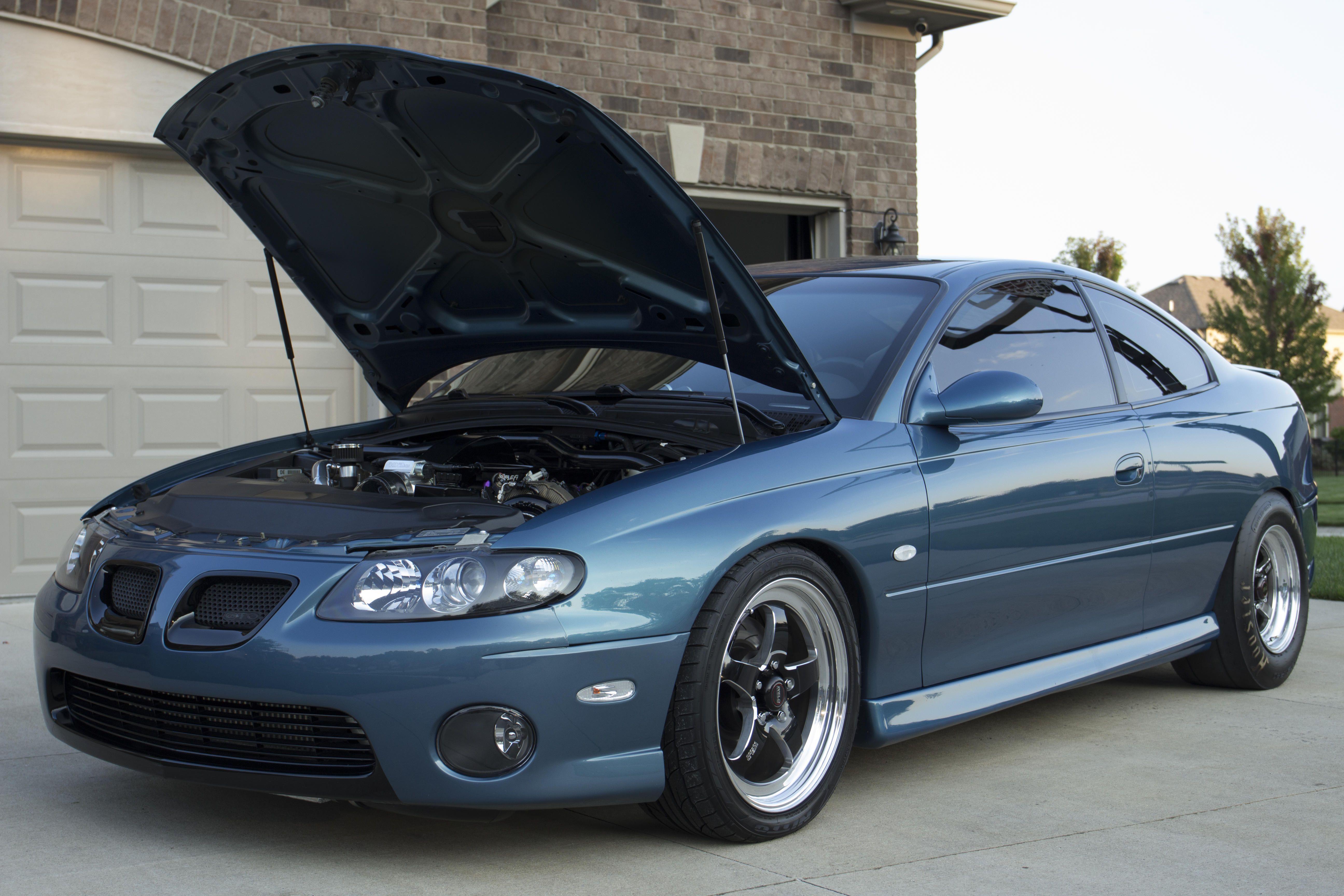 2004 Pontiac Gto Twin Turbo Lsx 4l80 Mini Tubbed 1000rwhp