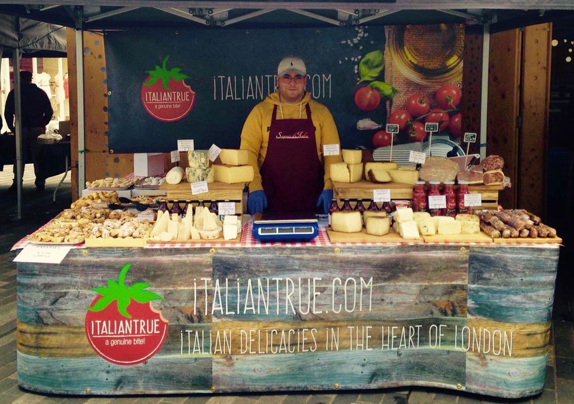 food market stall display ideas  with images