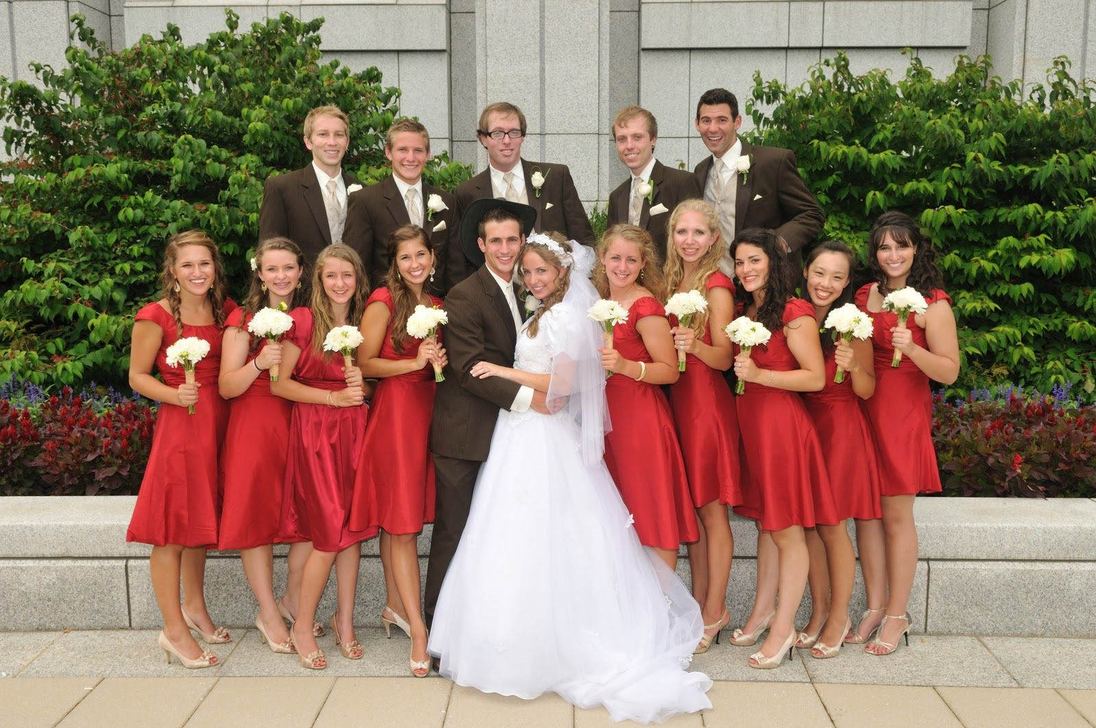 Gold cream and red wedding google search buhle elegant gold bella wednesday wedding details the wedding party red dress gold shoes white flowers ombrellifo Gallery
