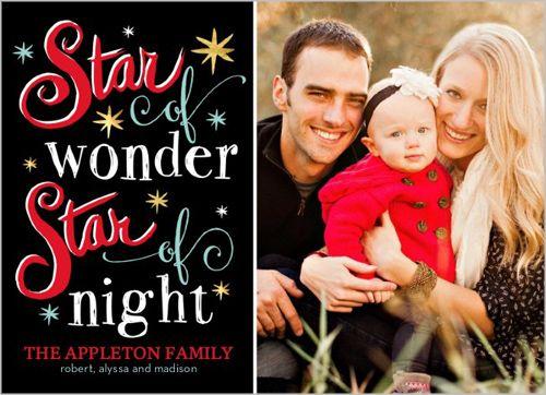 Star Wonder 5x7 Stationery Card by Poppy Studio Shutterfly hello
