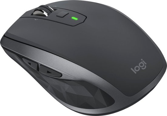 Logitech Mx Anywhere 2s Wireless Laser Mouse Graphite 910 005132 Logitech Wireless Logitech Wireless Mouse