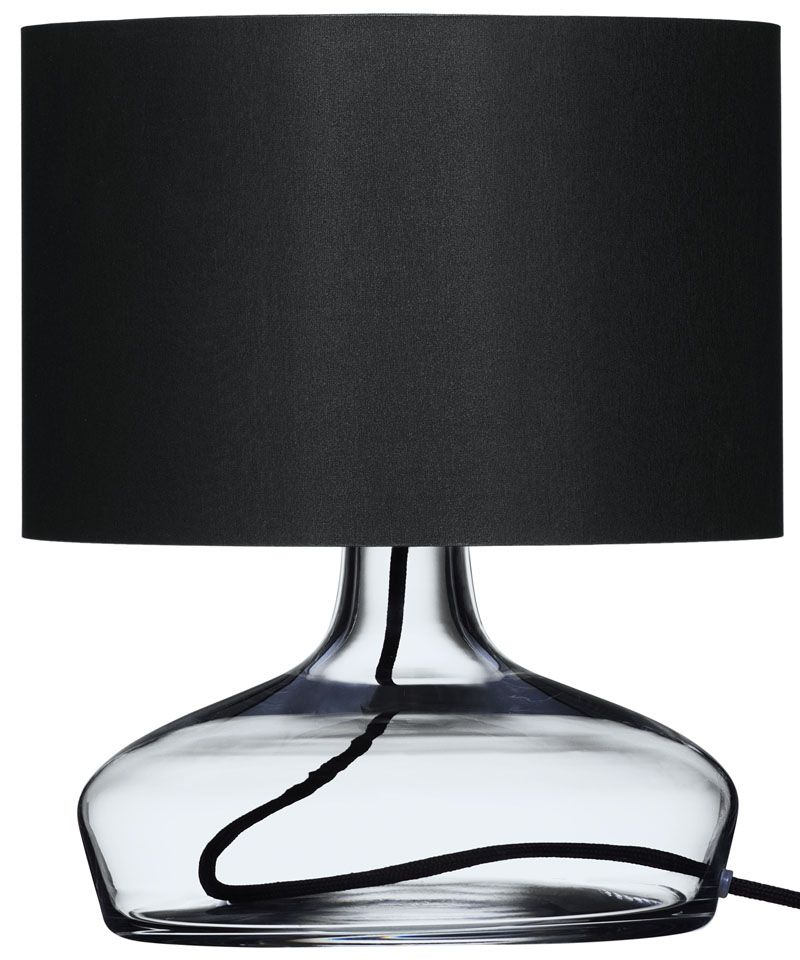 Maria Berntsen Contemporary Table Lamp Holmegaard Glassworks Stunning Contemporary Table Lamps Living Room Style