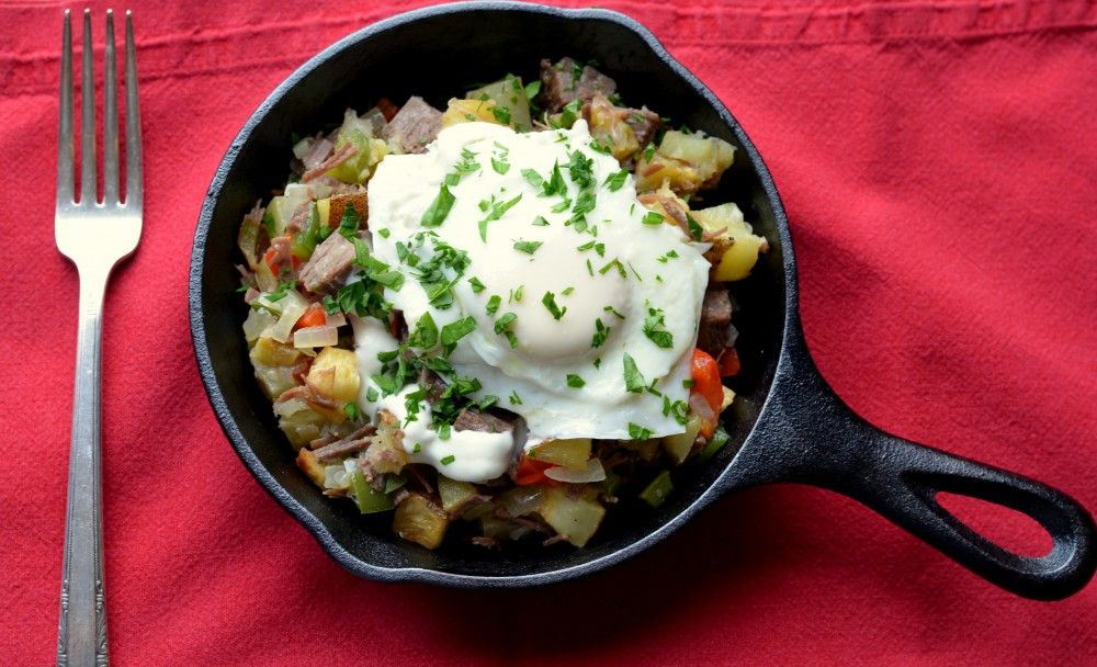 National Corned Beef Hash Day is September 27th - get your brisket on!
