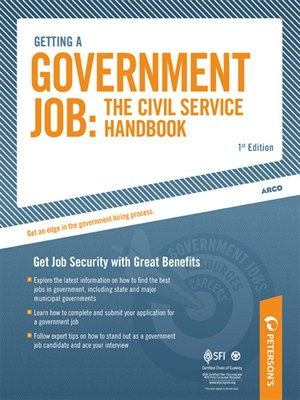 Peterson\'s Getting a Government Job: The Civil Service Handbook ...