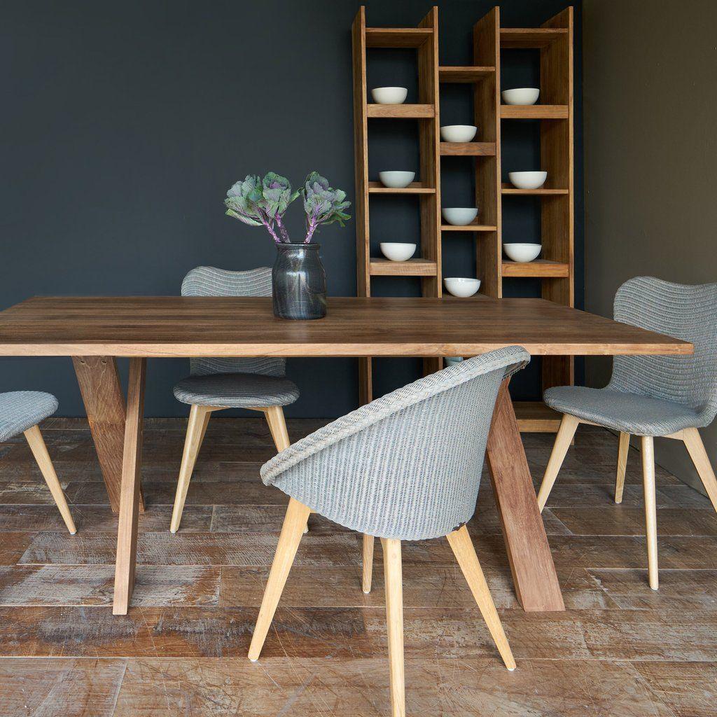 Teak Dining Table Pettersson 10 Seater Teak Dining Table Dining Table Dinning Room Tables