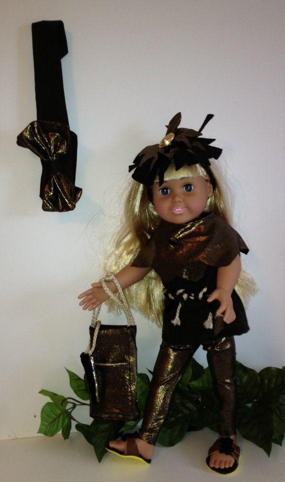 Kam's Korner Fairy Fran 12pc doll clothes Set by KamsKornerbyJan, $25.00