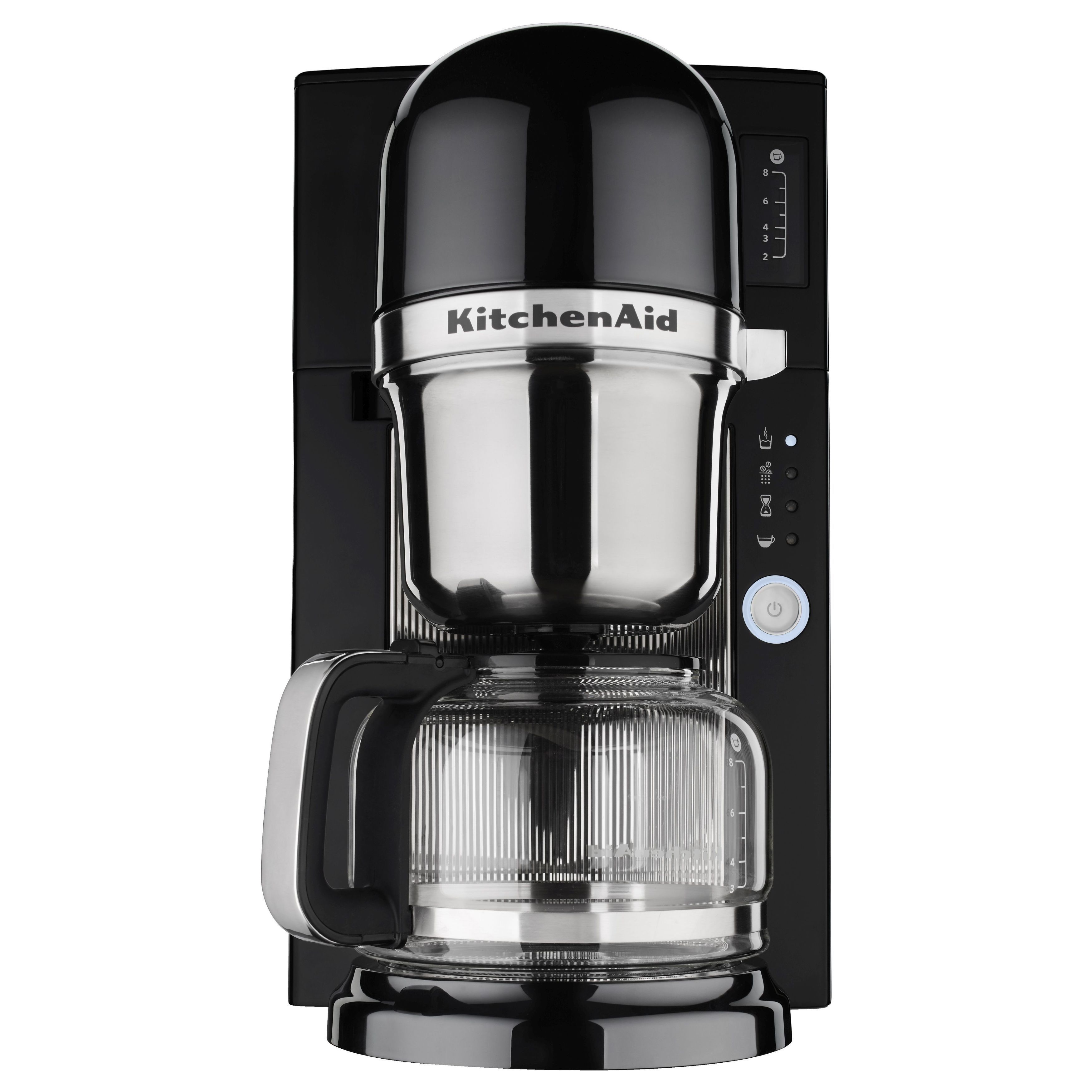 Kitchenaid Kcm0801ob Onyx 8 Cup Pour Over Coffee Brewer