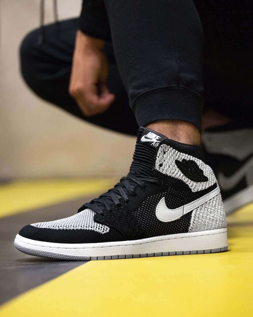 Nike Air Jordan 1 Flyknit Shadow Air Jordans Nike Jordans