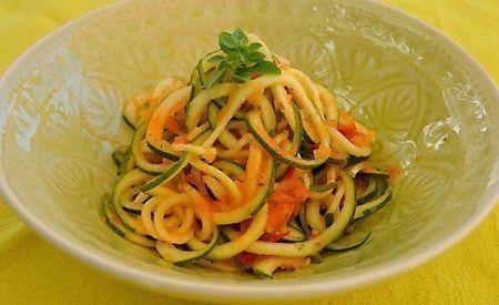 Spaghetti mit Tomatensauce ist nicht gerade ein besonderes Gericht. Besonders wird es erst dann, wenn es sich um BASISCHE Spaghetti handelt.