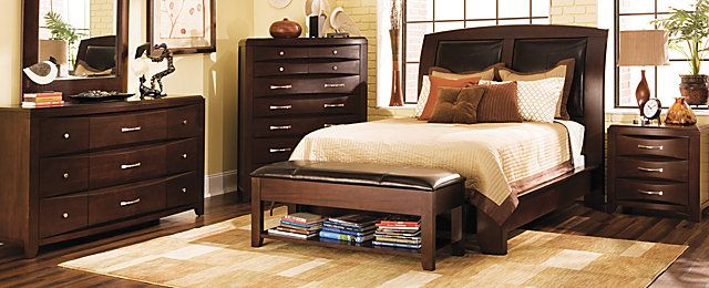 Rodea contemporary bedroom collection design tips ideas raymour and flanigan furniture for Raymour and flanigan bedroom furniture
