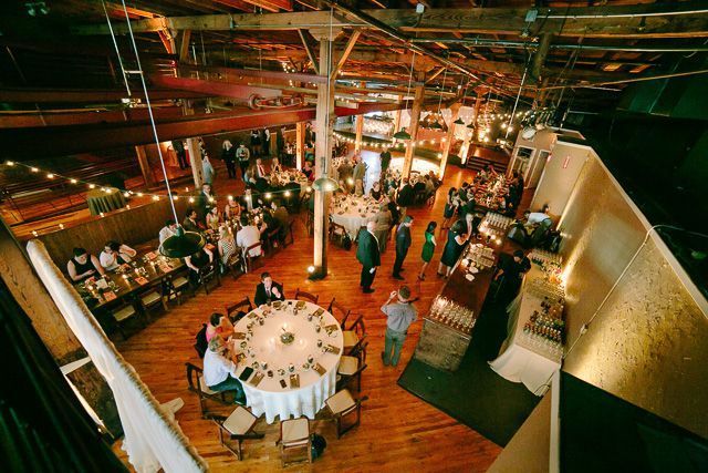 Avenue Downtown Nashville Wedding Venue A Fete Favorite Renovated Exposed Brick Walls