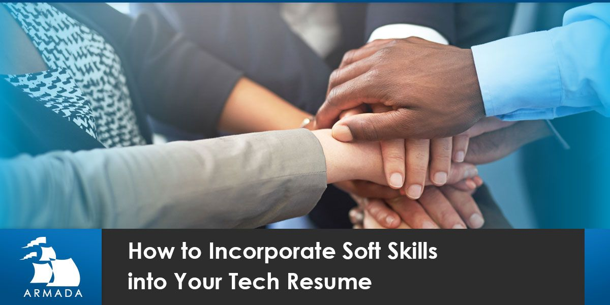 types of skills list%0A How to Incorporate Soft Skills into Your Tech Resume Our Blog  soft skills  resume